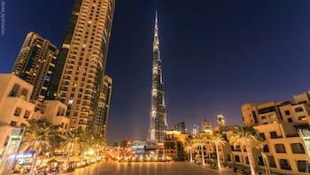 Dubai Timelapse / dimid