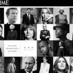 2014年 TIME100 女性史上最多の41人選出