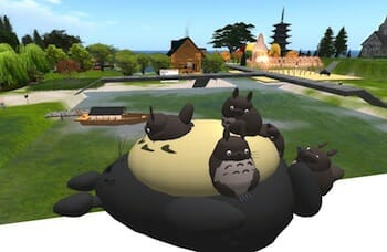 Totoros Forest SIM