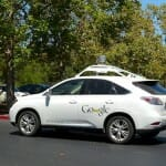 Google Car: 仮想世界でテスト(マトリックススタイル)