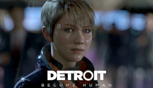 Detroit: Being Human