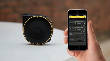 Bagel: The World's Smartest Tape Measure