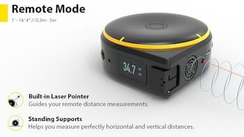 Three Measurement Modes