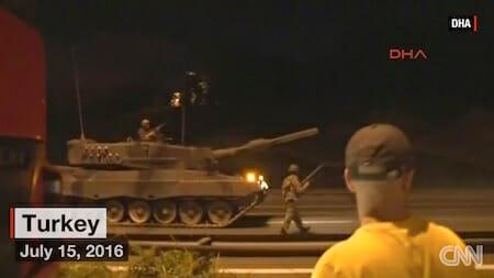 Turkey coup Live updates / CNN