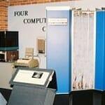 コンピュータ博物館の展示