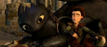 HOW TO TRAIN YOUR DRAGON trailer 2