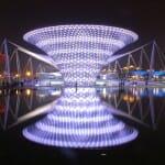 上海万博の夜景2