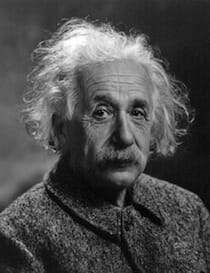 Albert Einstein / Wikipedia