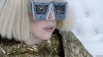 Lady Gaga - Bad Romance / #VEVOCertified on January 31, 2010.