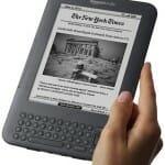 Amazon新Kindle、Wi-Fi専用モデルも