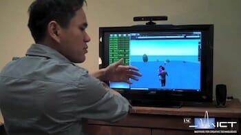 Using Kinect and OpenNI to Embody an Avatar in Second Life