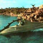 ヴェルヌの夢、超高性能潜水艦「ノーチラス号」