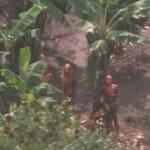 アマゾン孤立部族:初めての空撮映像