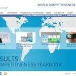 2011年世界競争力、政府とビジネスのギャップ