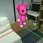 SONY 統合型 拡張現実感 技術「SmartAR」を開発