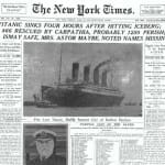 3D版「タイタニック」沈没から100年目の年に公開