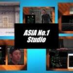アジア最大規模のモーションキャプチャースタジオ