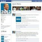 2012年オバマ大統領 WebSite Facebook Twitter 始動