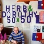 映画「ハーブ&ドロシー 50 X 50」製作資金調達、成功