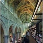 世界で一番美しい本屋 Selexyz Dominicane(オランダ)