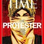 米タイム誌、今年の人に「抗議する人」を選出