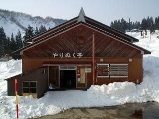 旧真田小学校(十日町・鉢集落)
