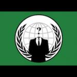 世界的ハッカー集団アノニマスが、違法ダウンロード刑事罰化に抗議