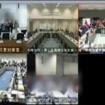 福島原発事故時の東電社内テレビ会議映像を公開