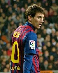 リオネル メッシ(Lionel Messi)/ Wikipedia