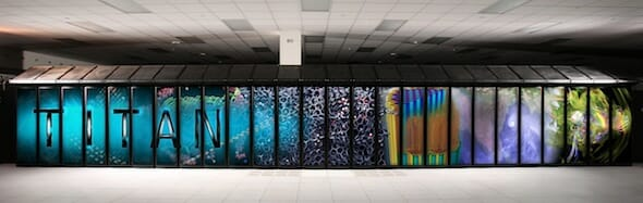 Titan (supercomputer) / Wikipedia