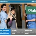 マララ・ユサフザイ(Malala Yousafzai)さん退院へ