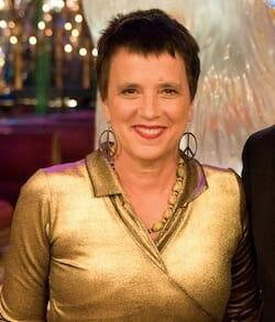 Eve Ensler(イヴ・エンスラー)/ Justin Hoch