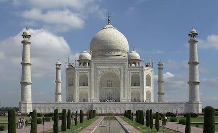 タージ・マハル(Taj Mahal)/ Wikipedia