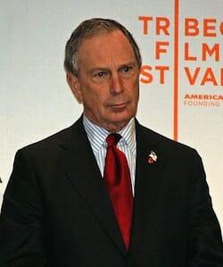 マイケル・ブルームバーグ(Michael Bloomberg)/ Wipipedia
