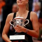 シャラポワ(Maria Sharapova)さんの笑顔