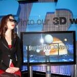 3D映画と3Dテレビ