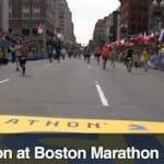 ボストンマラソンで爆発、3人死亡 テロの可能性で捜査