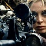 エイリアンに復讐するショートフィルム:HYBRIDS