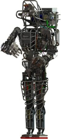 DARPA's Atlas robot, developed by Boston Dynamics