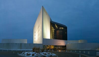 John F. Kennedy Presidential Library and Museum / Wikipedia