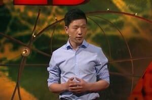 Joseph Kim at TED