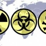 化学兵器禁止条約に未署名のシリア(貧者の核兵器)