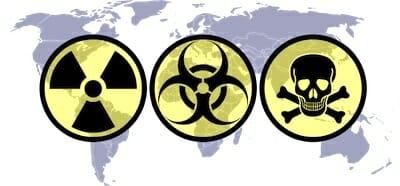 化学兵器禁止条約に未署名のシリ...