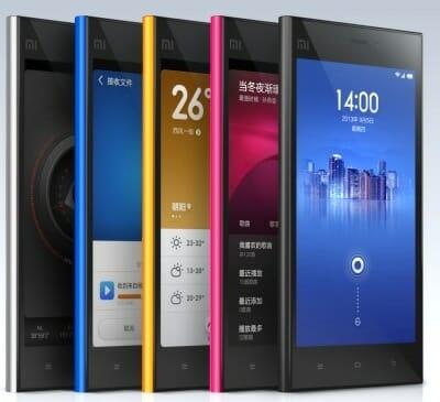 小米手机3(mi3) / xiaomi.com