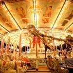 世界最古のメリーゴーランド エルドラド(EL DORADO)