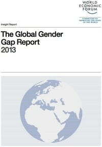 The Global Gender Gap Report 2013 / WEF