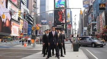WORLD ORDER in New York