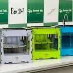 リーズナブルで超小型の国産3Dプリンタ:BONSAI Mini(BS01)