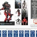 ヒト型ロボット技術を競う「DARPA Robotics Challenge 」