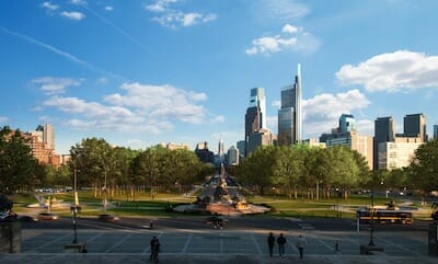 Comcast Innovation and Technology Center / Foster + Partners